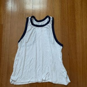 White American Eagle (Aerie) Tank - Small